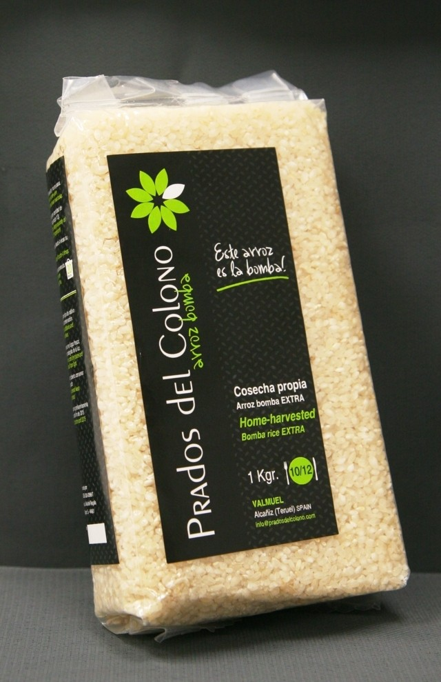 Pump rice - Prados del Colono